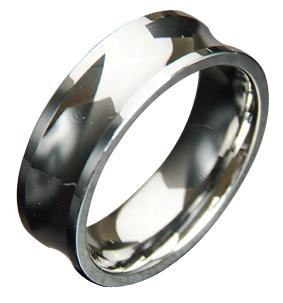 tungsten carbide wedding rings