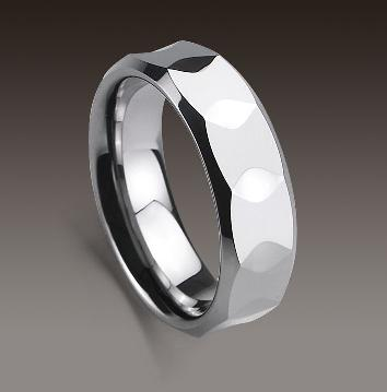 tungsten polished rings