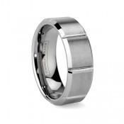 tungsten grooved rings